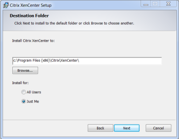 A Complete Guide to install Citrix XenServer & XenCenter – iRao
